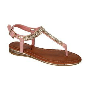 Jewel Girls Sandal